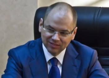 Степанов обіцяє відреагувати на вимоги мітингувальників під будівлею Одеської ОДА
