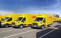 Ford приступил к производству электрофургонов на базе Ford Transit для DHL
