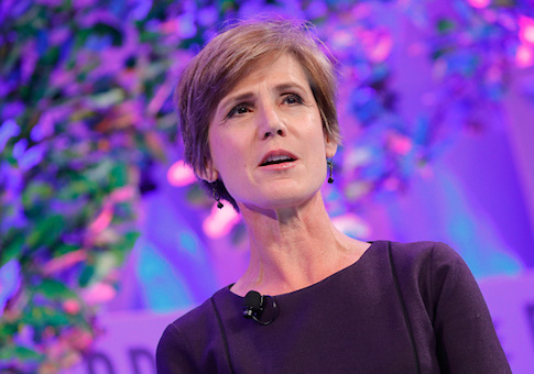 NY Times Hawks Tickets for Evening with Resistance Leader Sally Yates
