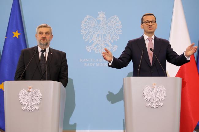 Міністр рільництва оприлюднив дані про посуху в Польщі