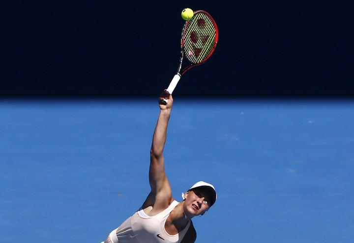 Теннис: Знаю, что могу играть лучше, - Костюк
