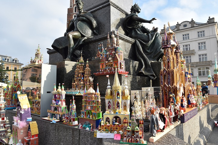 Nativity scene contest winners announced in Krakow