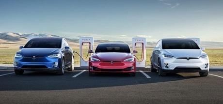 Tesla Model S стала лидером по продажам в Европе среди премиум-моделей