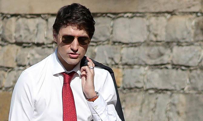 Премьер-министр Канады уплатил $100 штрафа за незадекларированные очки