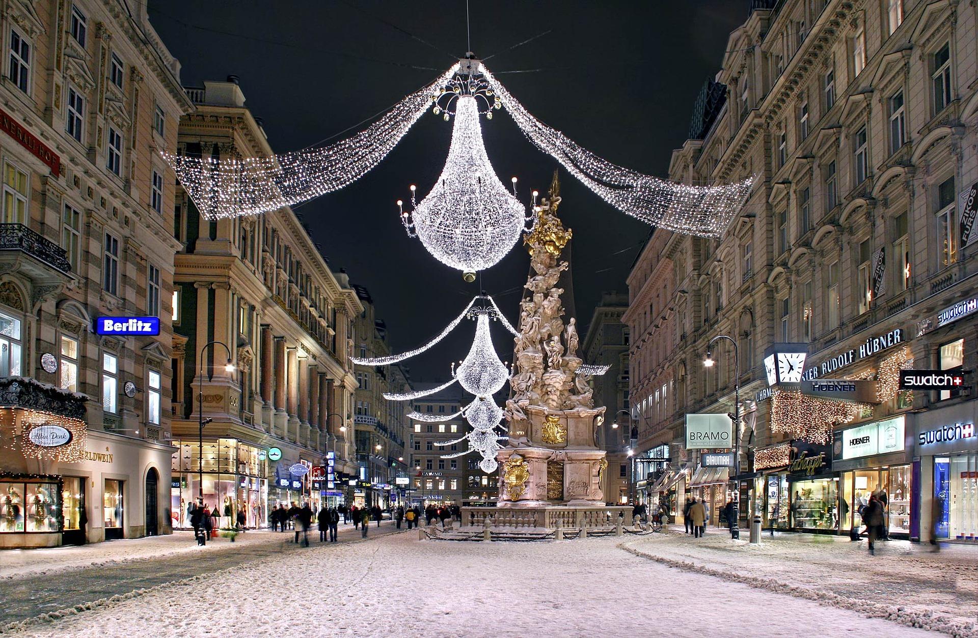 Как получить максимум впечатлений за 24 часа в рождественской Вене