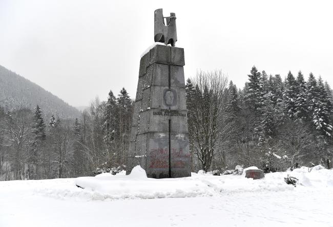 На Підкарпатті знесуть пам'ятник комуністу Свєрчевському