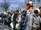 Расходы на содержание беженцев в Германии перевалили за 20 млрд в минувшем году, - Handelsblatt