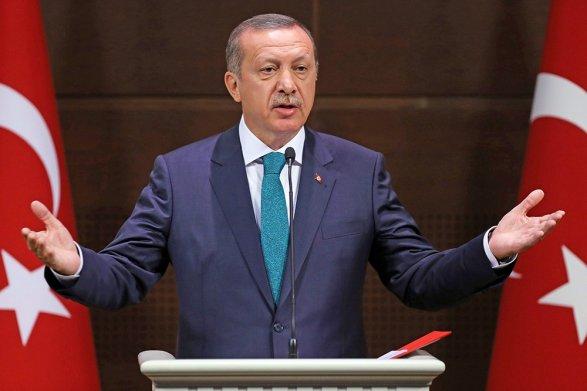 Эрдоган назвал «трюком» обещание США забрать оружие у курдов