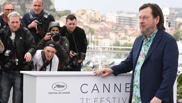 Ларс фон Триер после 7 лет молчания показал в Каннах свой новый фильм