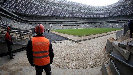 ЧМ в России отметился очередным конфузом: владелец билета за 33 тысячи простоял игру