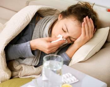 Заболеваемость гриппом и ОРВИ превысила эпидпорог в Днепропетровской области