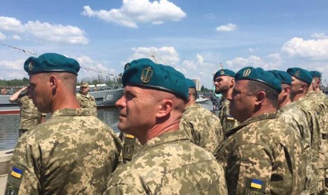Порошенко назвал потери морпехов с начала российской агрессии
