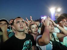 Болельщики сборной Аргентины тяжело переживают разгром любимцев