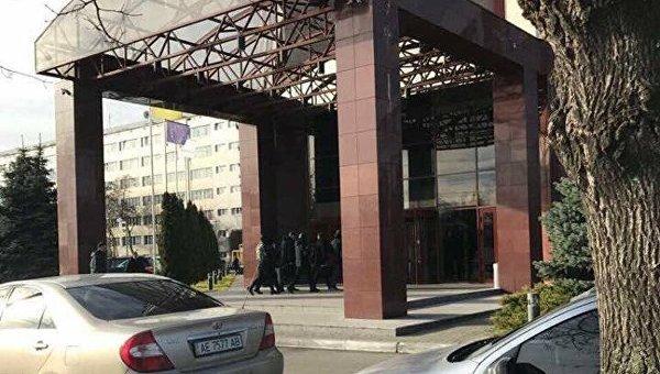 Сотрудники ГПУ нагрянули в главный офис ПриватБанка