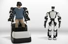 Toyota показала человекоподобного робота на дистанционном управлении