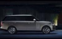 Дизайн обновленного Range Rover раскрыли перед премьерой (видео)