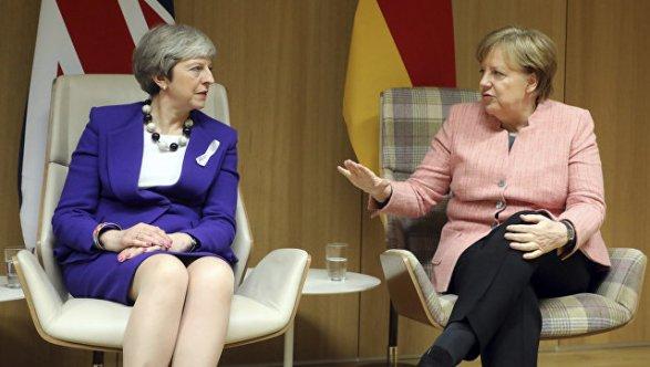 Мэй представила Евросоюзу доказательства по делу Скрипаля заявление Меркель