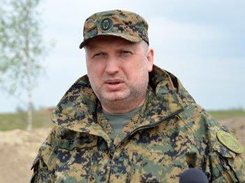 Турчинов обговорив з повіреним у справах США при ОБСЄ аспекти запровадження миротворців ООН на Донбас