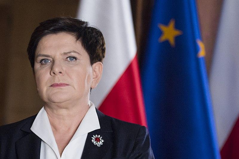 Беата Шидло розхраховує на добру співпрацю з німецьким урядом і канцлеркою Меркель
