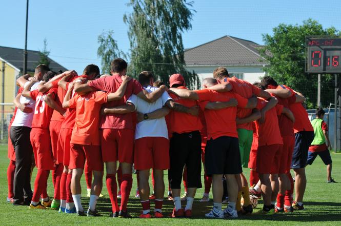 Киевский футбольный клуб подписал меморандум о сотрудничестве с Минобороны
