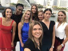 В турнире примут участие восемь лучших теннисисток мира