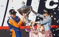 Определился чемпион гоночной серии IndyCar