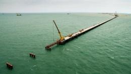 Какие корабли не смогут заходить в Азовское море после строительства Керченского моста