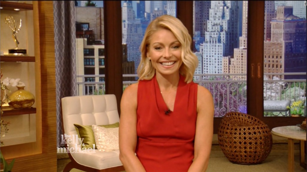 Kelly Ripa teases the end of her hunt for a co-host