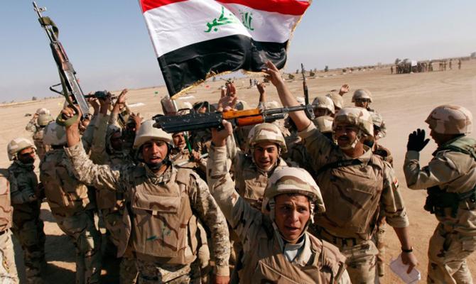 Армия Ирака захватила еще один нефтяной район под Мосулом