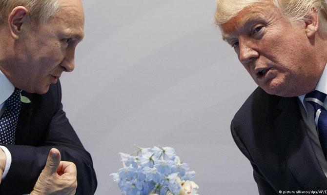 Кремль допустил встречу Путина и Трампа летом