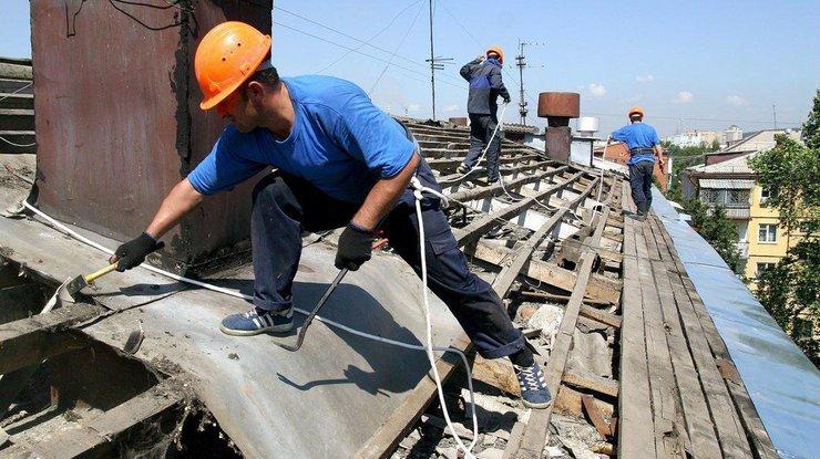 Украина запретила ввоз стройматериалов из России
