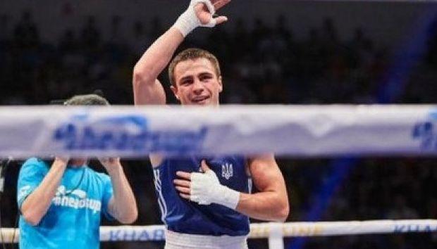 Украинец взял золото чемпионата Европы по боксу