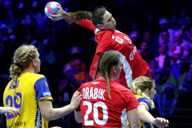 Poland out of European women's handball championship