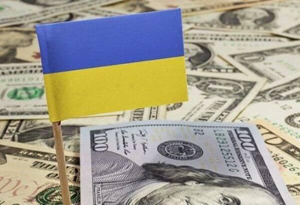 Держборг України у березні зріс у доларовому виразі на 0,79 процентов