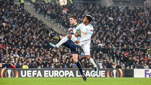 Результаты первых полуфинальных матчей Лиги Европы