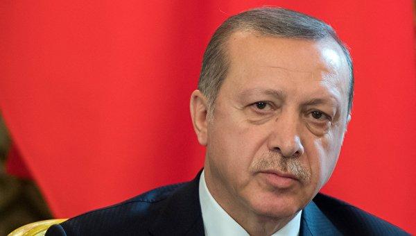 Эрдоган призвал США не провоцировать Турцию