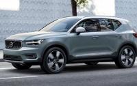 Официально представлен самый маленький кроссовер Volvo