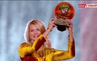 Золотой мяч впервые получила женщина