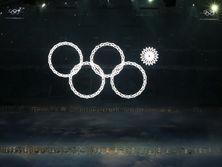 Случай с нераскрывшимся кольцом произошел во время открытия зимней Олимпиады 2014 года в Сочи
