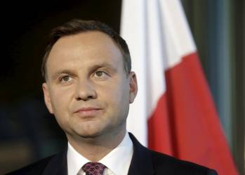 Necessary to permit exhumation and re-burial of remains in Ukraine, Poland – Duda