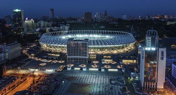 В центр Киева сегодня вечером выведут почти тысячу силовиков из-за матча Динамо в Лиге Европы