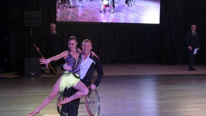 Украинцы получили 20 медалей на чемпионате Европы по танцам на колясках