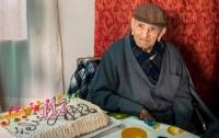 Самый пожилой человек в мире поделился секретом долголетия