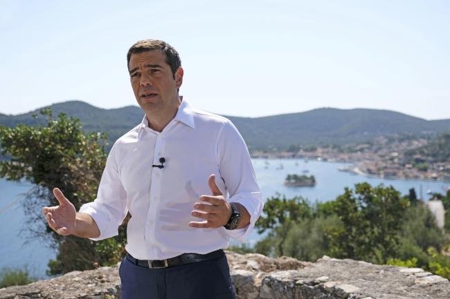 Алексис Ципрас: Греция вновь обрела финансовую независимость