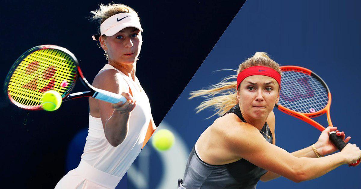 Теннис: Свитолина обыграла Костюк в украинском дерби на Australian Open