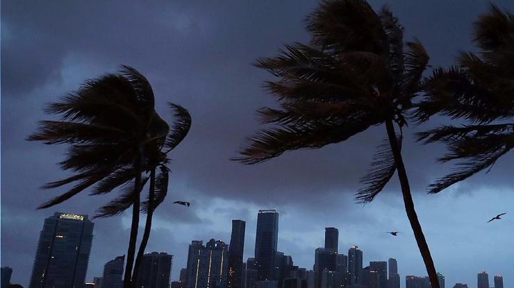 В смертоносных ураганах нашли антиматерию