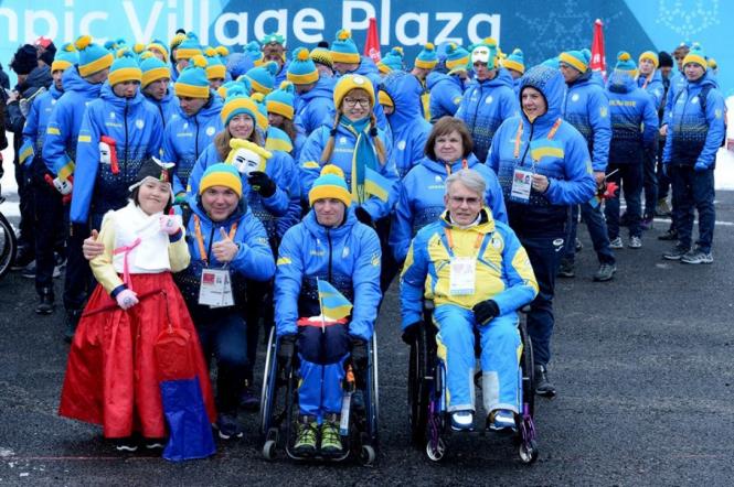 Государство выдало награды всем украинским призерам Паралимпиады, - Жданов