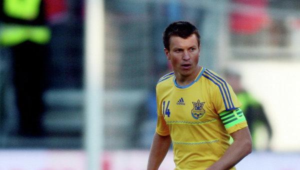 Ротань подписал контракт с киевским Динамо