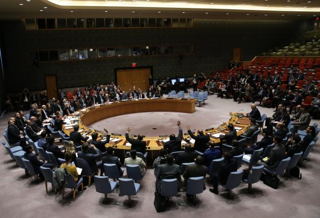 СБ ООН принял резолюцию по Сирии