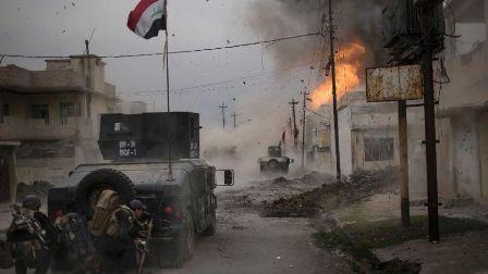 В иракском Мосуле четверо журналистов подорвались на мине: Один погибший, трое раненных
